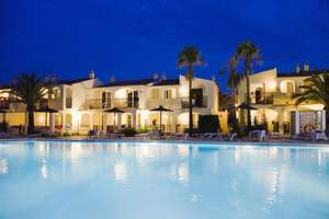 7 Night Package Holiday to Cala'n Forcat in Menorca for 2 Adults/2Children Incl Flights, Luggage, Hotel and Airport Transfers £124p.p @ TUI (total price £494)