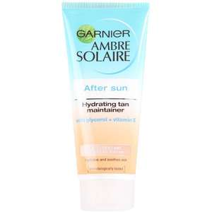Garnier After Sun with Self Tan £2.50 @ Amazon - add on item