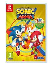 Sonic Mania Plus (Switch) £27.95 (PS4/XO) £23.99 Delivered (Preorder) @ Base