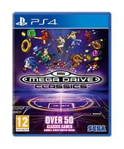 SEGA Mega Drive Classics (PS4/Xbox One) £23.99 Delivered (Preorder) @ Base