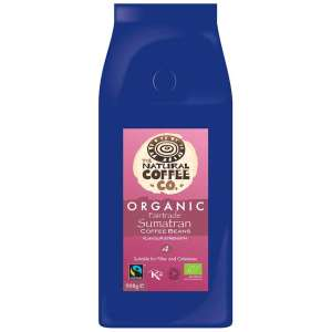 The-Natural-Coffee-Co-Organic Whole Bean 908g £9.99 @ Coscto