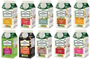 New Covent Garden Soup 600g - 10 different flavours all Reduced to £1each @ Morrisons
