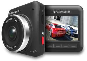 Transcend 32GB DrivePro 200 Car Video Recorder with Built-In Wi-Fi , TS32GDP200A-U £60.12 @ Amazon Not £57.59 but yours for just £54.67