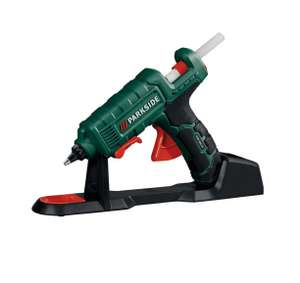 Parkside cordless Hot Glue Gun £7.99 @ Lidl