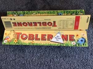Toblerone 360g £1.50 instore at Tesco highwoods Colchester