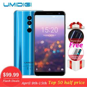 Umidigi A1 Pro (Pre-Sale) - 3GB RAM, 16GB Storage, 5.5in 18:9 HD Screen, MT6739 processor, 13+5MP Dual Camera - £71.98 ($99 USD Price Might Fluctuate) - UmiDigi Store on AliExpress