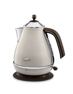 De'Longhi Vintage Icona 1.7L Cream Kettle £32.99 Amazon