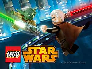 Lego Star Wars The Complete Brick Saga £4.99 @ Amazon