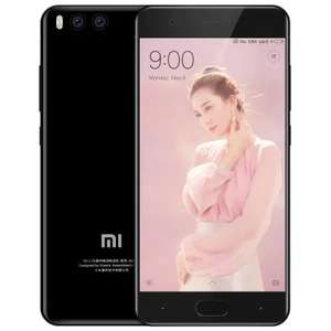 Xiaomi Mi 6 Smartphone, 4G, 6GB RAM, 64GB ROM Splash Resistant, MIUI 8 (Poland Warehouse, no customs) -  BLACK £292.09 @ Gearbest