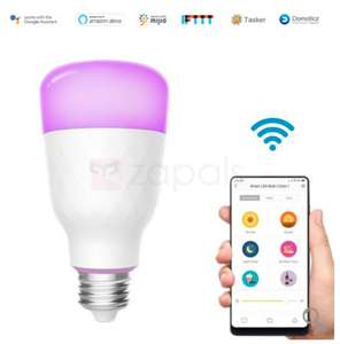 Xiaomi Yeelight YLDP06YL RGB Smart Light Bulb 10W E27 - New Version £15.49 @ Zapals