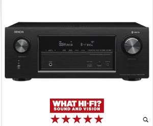 Denon AVRX2400 in stock at peter Tyson at £329 and price matched by RS