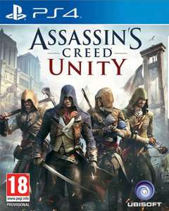 Assassin's Creed Unity PS4 £11.85 @ ShopTo on Ebay + Free Delivery