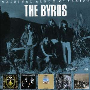 the byrds - original album classics , 5 cd box set [amazon spain ]  5 euros , £8.01 delivered