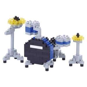Nanoblock Drumkit £3 at Debenhams (free C&C with code)