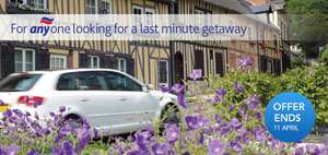 Brittany Ferries up to 3 weeks in France £99 for a car and 2 people, book by 11/4, travel by end of April