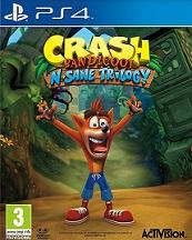 Crash Bandicoot N Sane Trilogy (PS4) £17 Delivered (Ex-rental) @ Boomerang