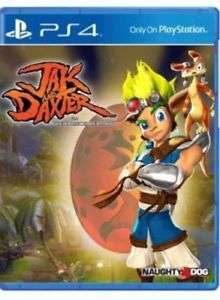Jak and Daxter: The Precursor Legacy (PS4 Digital Download) £4.79 @ play-uk ebay / £3.45 gamesdirectlimited (link in description)