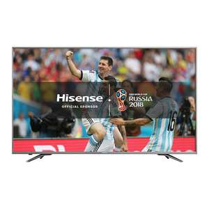 "Hisense H50N6800 50"" 4K TV + 5 Year Warranty £419 instore @ Costco"