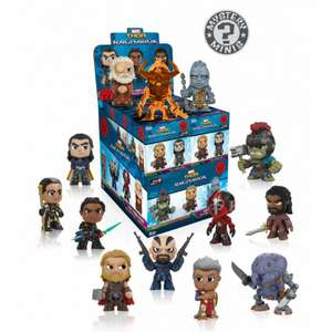 FUNKO MARVEL: THOR RAGNAROK - MYSTERY MINI BLIND BOX £1.25 ea @  Tesco Extra Kingston Park
