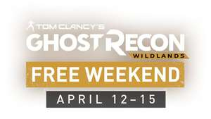 [PS4/Xbox One/Steam] Ghost Recon Wildlands Free Weekend