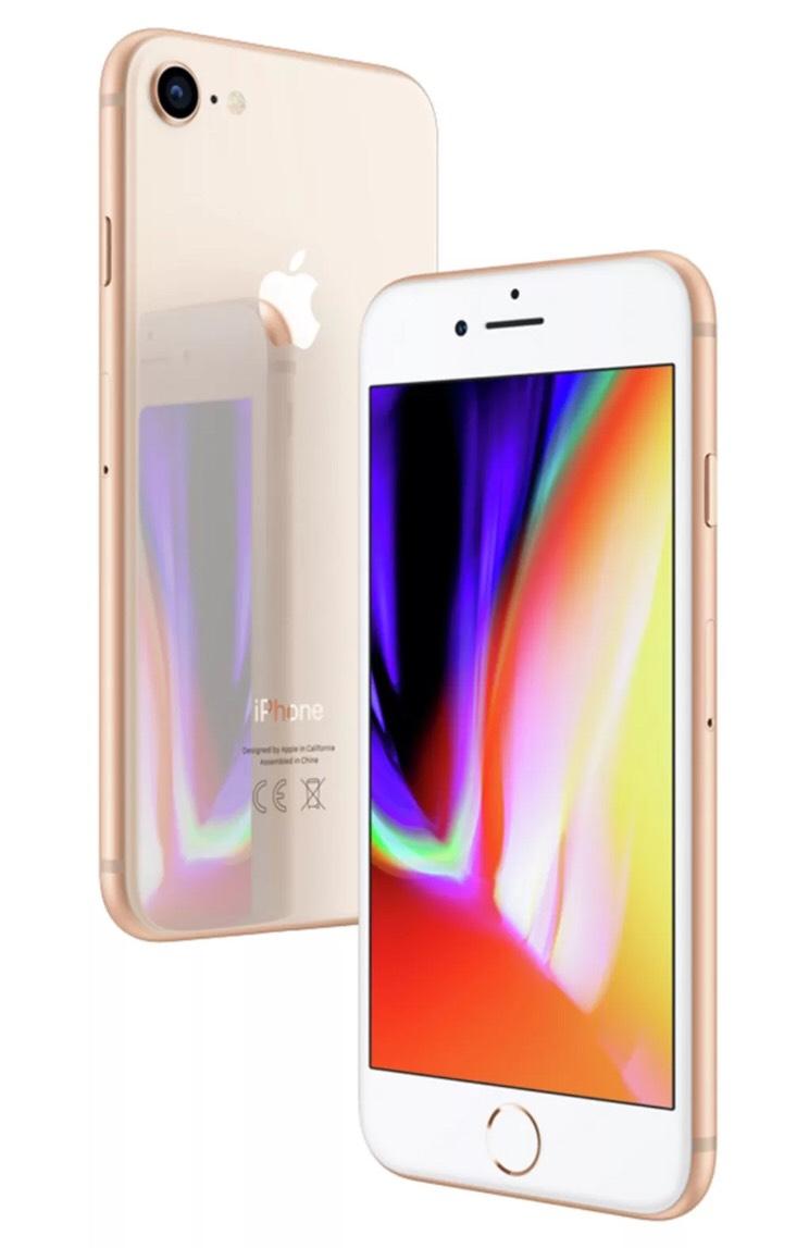 iPhone 8 - 64GB - Unlocked - Grade A - Argos / EBay £475.99