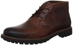 Clarks Mens Boots in sizes 6, 6.5, 10, 11 for £27 @Amazon