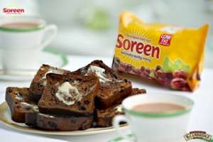 Soreen Malt loaf 2 for £1@ Heron Foods