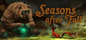 Seasons after Fall - £3.59 @ Steam