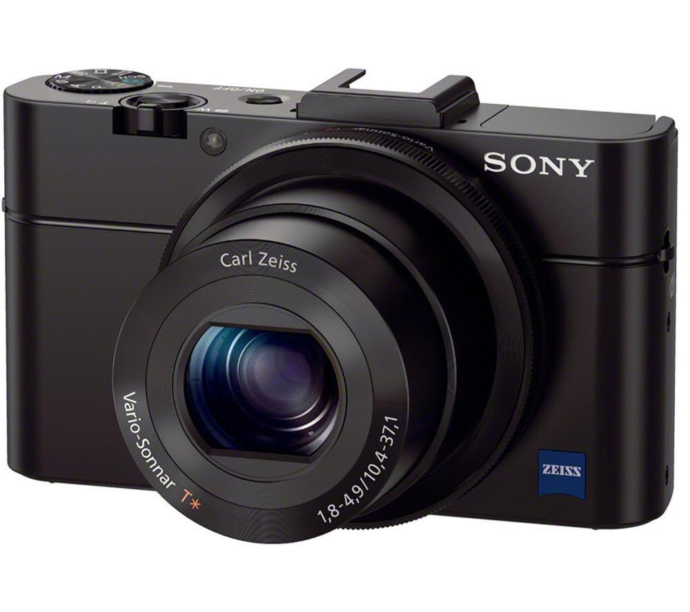 Sony Cybershot RX100 II @ Currys - £334.97