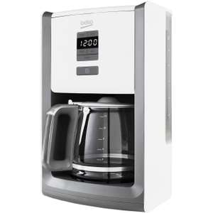 Beko CFD6151W Filter Coffee Machine - White £25 @ AO