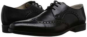 Clark's amieson black brogues £24 at Amazon sold by Clarks