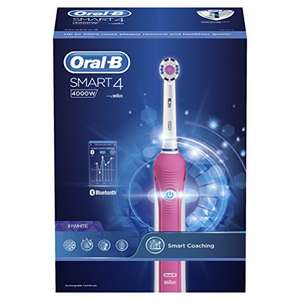 Oral B Smart Series 4000 3-D White  Electric Toothbrush £50.99 Amazon - lightning deal