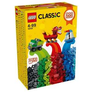 Lego 10704 900 piece box £20 @ Morrisons