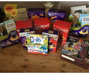 Easter Egg Reductions - from 25p instore @  Asda Wembley