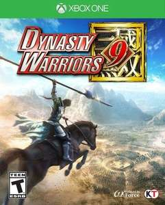 Dynasty Warriors 9 (Xbox One) £20.33 Delivered @ Amazon (via Amazon US)