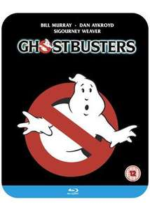 Ghostbusters - Steelbook (Blu-ray) £4.99 Delivered @ Base