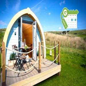 2 Night Lancashire Glamping Break for Two £41.65 w/code (£20.83pp) - 2 Night Cottage for Four £75.65 (£18.91pp) @ Groupon