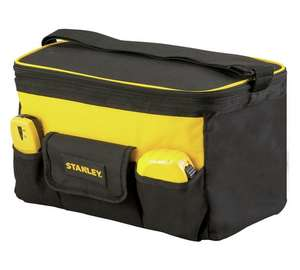 "Stanley 14"" 'box style' toolbag just £9.99 at Argos (limited clearance stock!) - superb reviews."
