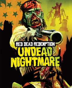 Red Dead Redemption. The Undead Nightmare Pack Xbox 360/Xbox One £3.37 from Xbox Store