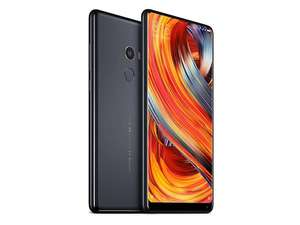 Xiaomi Mi Mix 2 (Bezel-less 5.99'' Snapdragon 835, 6GB RAM 64GB ROM, Bluetooth 5.0) Smartphone w/ 1 year warranty @ eGlobalCentral