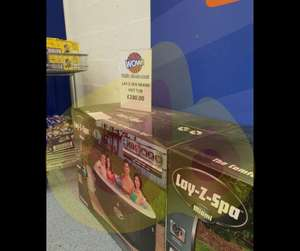 Lay-z- spa Miami £280 @ B&M