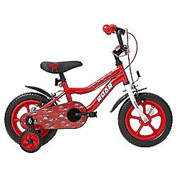 Terrain T-Rex 12 inch Wheel Red Kids Bike - £39.50 @ Tesco Direct