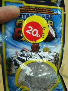 Star Wars Fighter Pods Blind Bags - Series 1 20p @ WHSmith