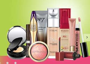 Boots 3 for 2 on selected makeup and £2 discounts on bourgois Paris matte liquid lip