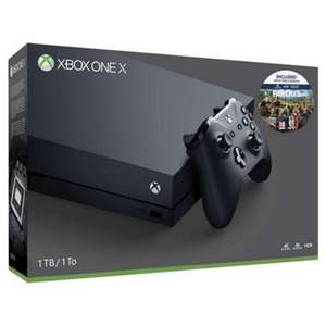 Xbox one x, Far Cry 5, Halo 5 and an extra controller - £449 @ Tesco Direct
