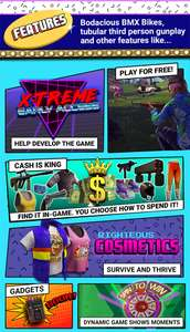 Radical Heights free to play early access @ Steam