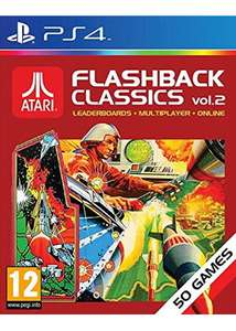 PS4 Atari flashback vol2 £8.99 @ Base