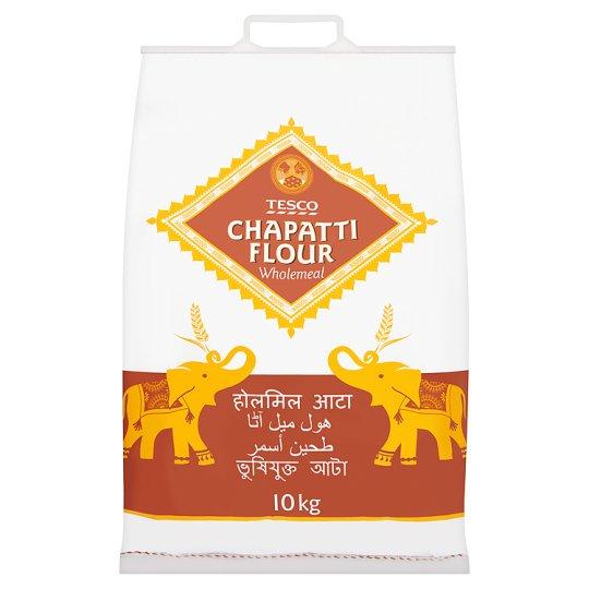 Wholemeal Chapatti Flour 10 Kg  @ Tesco £3.00