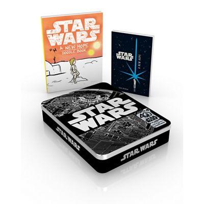 Star Wars-40th Anniversary Tin £4.49 at Debenhams - £2 c&c
