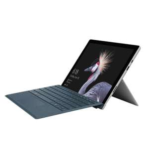 "Microsoft Surface Pro 12.3"" + Typecover - 4GB / 128GB / 2736 x 1824 £709 w/code @ AO"